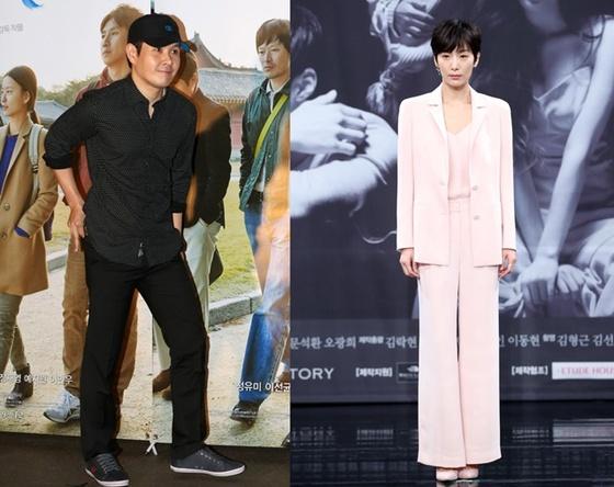 """[종합] 김서형·이민우 측 """"결혼설 사실무근, 일면식도 없어"""" 루머 진화"""