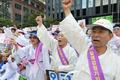 일제강점기 피해자 유족연합회 '진정한 사과 촉구'