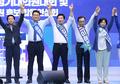 더불어민주당 당대표 후보들 '서울 표심을 잡아라'