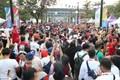 '엄청난 인파 모인 2018 자카르타·팔렘방 아시안게임 개막식'