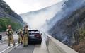 'BMW 리콜 첫날에 화재'