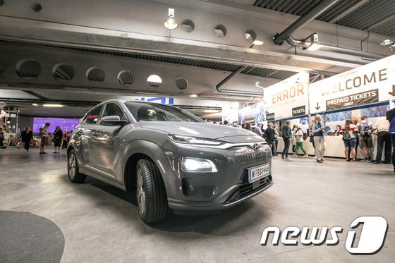 현대자동차, '아르스 일렉트로니카 페스티벌' 공식 차량 지원