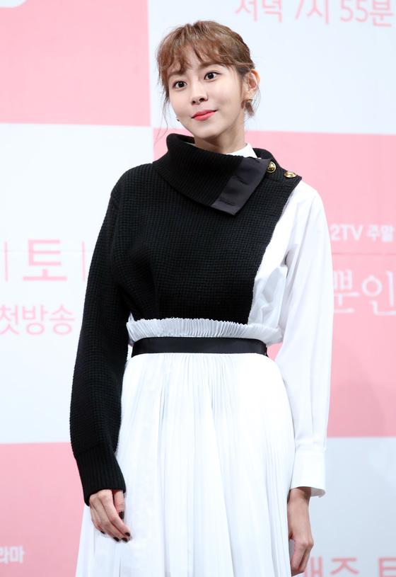 """유이 '父 김성갑' 사칭 피해 호소 """"이건 범죄, 멈춰달라"""""""