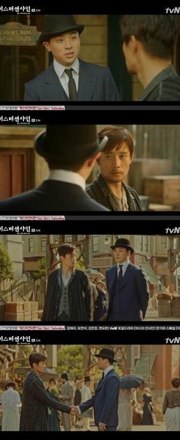 """[직격인터뷰] '미션' 안창호役 박정민 """"이병헌과 재회 기뻐...또 감탄"""""""