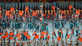 다채로운 공연 펼치는 '빛나는 조국'