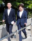 의원회관 향하는 김현미 국토부장관