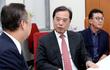 박용만 대한상의 회장 만난 김병준 비대위원장