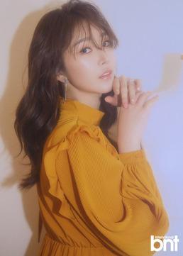 """[N화보] 배슬기 """"존경하는 배우? 'SKY캐슬' 연기 감탄하며 봐"""""""