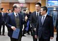 미국 의회 코리아스터디 그룹 대표단 만난 정경두 장관