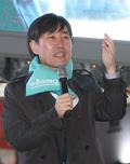 경제실정 규탄 국민불꽃대회 참석한 하태경 최고위원