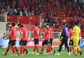 중국에 한국 실력 보여준 경기