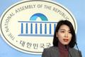 김정화 바른미래당 대변인, 손혜원 의원 관련 논평