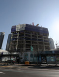 용산참사 10년 '남일당 터에 지어지는 주상복합건물'