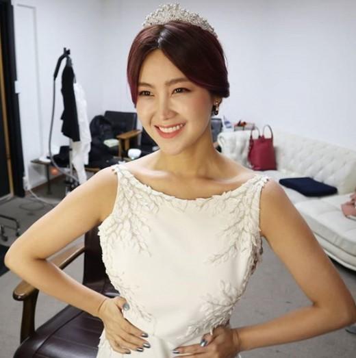 [N샷] 솔비, 물오른 미모…아름다운 드레스 자태