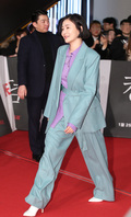 박효주, 산뜻한 패션