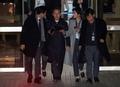 '두번째 영장실질심사 마친 박병대 전 대법관'