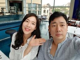 """[단독] 개그맨 김진, 3살 연하 비연예인과 11월 결혼 """"순수해""""(인터..."""