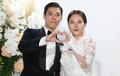 강남♥이상화, 김연아·황광희 등 동료 축하 속 결혼