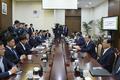 문재인 대통령 주재 수석ㆍ보좌관 회의