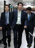 고위전략회의 참석하는 이인영 원내대표