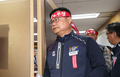 굳은 표정으로 회의장 나서는 윤병범 위원장...내일부터 지하철 파업 돌입