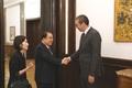 세르비아 알렉산다르 부치치 대통령 만난 문희상 국회의장