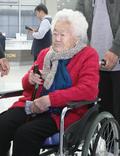 부산 국립일제강제동원역사관 찾은 이옥선 할머니