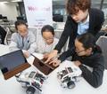 열차 코딩 방법 배우는 한국아스트라제네카 희망샘 장학생