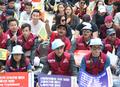 이주노동자들의 외침 '이동의 자유가 필요하다'