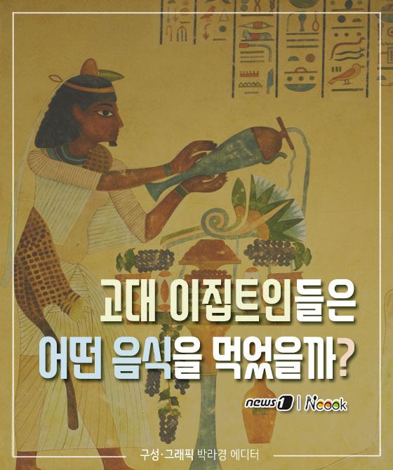[카드뉴스][스토리N쿡] 고대 이집트인들은 어떤 음식을 먹었을까?