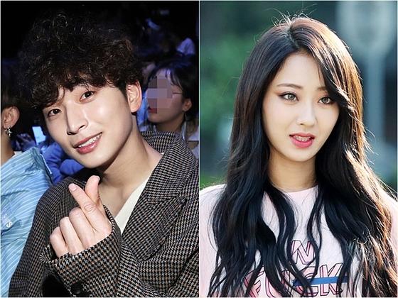 정진운♥경리, 2년째 연인…'곰신 커플'