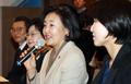 인사말하는 박영선 중기벤처부 장관