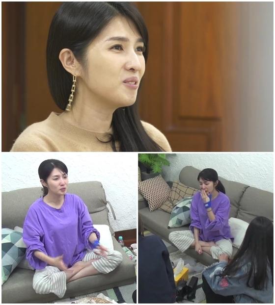 """'우다사' 김경란 """"이혼 후 멋진 삶? 완전 거지꼴 됐다"""" 눈물 고백"""