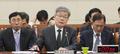 국회 환노위 출석한 이재갑 장관