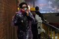 홍콩 경찰 진입시도 '긴박한 순간'