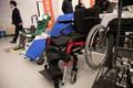돌봄 위한 최적의 휠체어는?