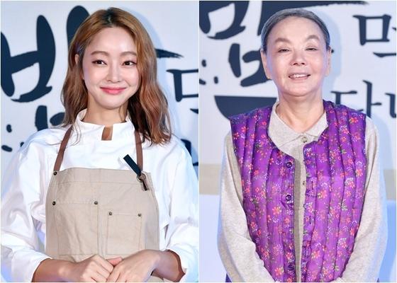 서효림, 김수미 며느리 된다…정명호씨와 12월 결혼+2세 임신에 축하ing(종합)