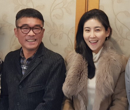 """""""이미 한집살림"""" 김건모-장지연 현재 상태에 입연 장인 장욱조와 장모"""