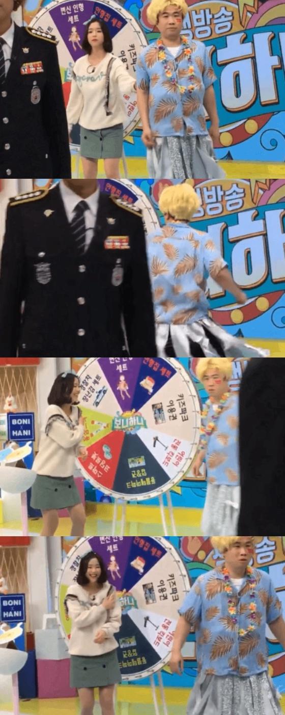 """당당맨, MC 채연 폭행 논란? '보니하니' 측 """"전혀 아냐…장난 오해"""""""