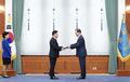 문재인 대통령과 장근호 주칠레 대사