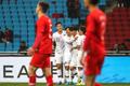 황인범 득점에 기뻐하는 한국