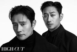 '백두산' 이병헌·하정우, 묵직한 존재감으로 드러낸 아우라