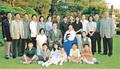 구자경 명예회장 75세 생일 가족사진