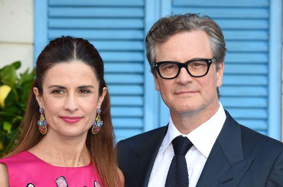 콜린 퍼스, '불륜 논란' 아내와 결혼 22년만에 이혼