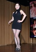 김나정 아나운서, 우아한 미소