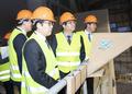 덴마크 폐자원 에너지 시설 방문한 조명래 환경부 장관