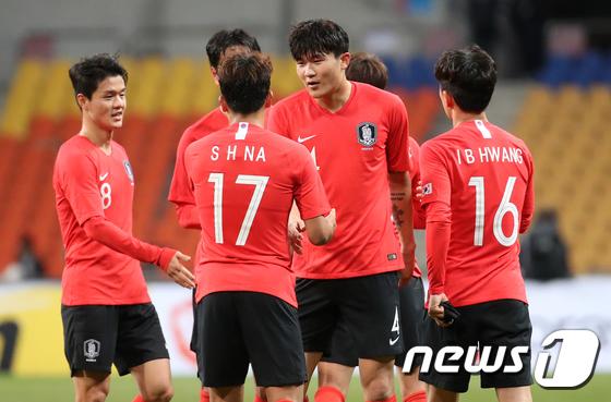 벤투호, 중국에 1:0 신승