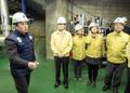 조명래 환경부장관, 지하역사 실내공기질 관리상황 점검