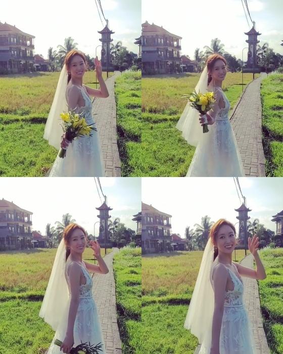전혜빈 결혼 소감