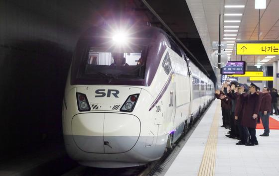 개통 3년차 '수서발고속철' SRT 누적이용객 6300만명 넘었다